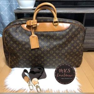 LOUIS VUITTON ALIZE 2 TRAVEL/WEEKENDER BAG VGUC